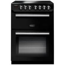Rangemaster Professional Double Electric Cooker - Black Best Price, Cheapest Prices