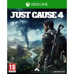 Just Cause 4 Xbox One Game Best Price, Cheapest Prices