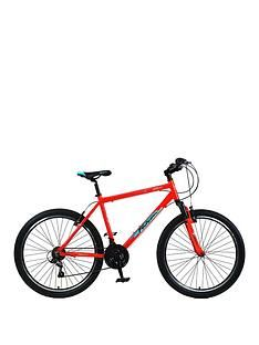 Merlin Front Suspension Mens Mountain Bike 19 inch Frame Best Price, Cheapest Prices