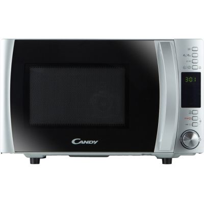 Candy CMXW22DS-UK 22 Litre Microwave - Silver Best Price, Cheapest Prices