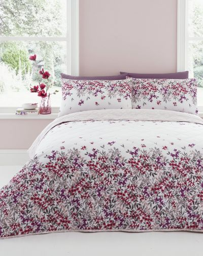 Dreams N Drapes Malinda Blush Bedding Set - Double Best Price, Cheapest Prices