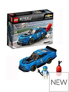LEGO Speed Champions 75891 Chevrolet Camaro ZL1 Race Car Best Price, Cheapest Prices