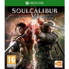 Soulcalibur VI Xbox One Game Best Price, Cheapest Prices
