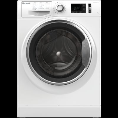 Hotpoint ActiveCare NM111045WCAUK 10Kg Washing Machine with 1400 rpm - White - A+++ Rated Best Price, Cheapest Prices
