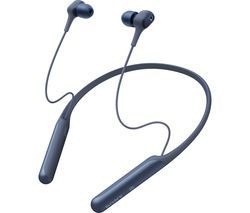 SONY WI-C600N Wireless Bluetooth Noise-Cancelling Earphones - Blue Best Price, Cheapest Prices