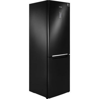 Samsung RB Combi Range RB31FERNDBC 60/40 Frost Free Fridge Freezer - Black - A+ Rated Best Price, Cheapest Prices