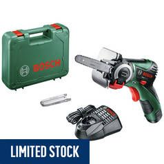 Bosch EasyCut 12 Cordless Garden Saw - 12V Best Price, Cheapest Prices