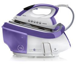 SWAN SI14310N Steam Generator Iron - Purple Best Price, Cheapest Prices