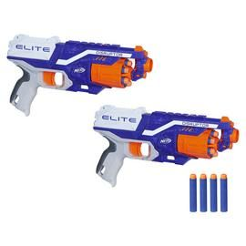 Nerf N-Strike Elite Disruptor 2 Pack Best Price, Cheapest Prices