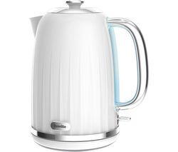 BREVILLE Impressions VKJ738 Jug Kettle - White Best Price, Cheapest Prices