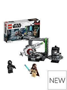 LEGO Star Wars 75246 Death Star Cannon A New Hope, with Obi Wan-Kenobi Best Price, Cheapest Prices