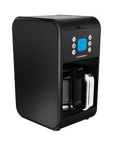 Morphy Richards Pour Over Filter Coffee Maker - Black Best Price, Cheapest Prices