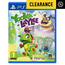Yooka-Laylee PS4 Game Best Price, Cheapest Prices