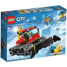 LEGO City Snow Groomer Construction Set - 60222 Best Price, Cheapest Prices