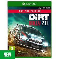 DiRT Rally 2.0 Xbox One Game Best Price, Cheapest Prices