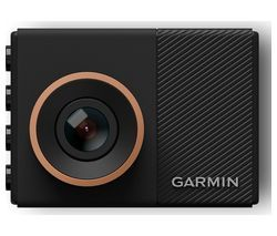 GARMIN 55 Quad HD Dash Cam - Black Best Price, Cheapest Prices