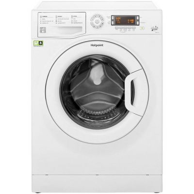Hotpoint WMAOD743P 7Kg Washing Machine with 1400 rpm - White - A+++ Rated Best Price, Cheapest Prices