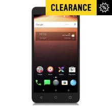Sim Free Alcatel A3 XL Mobile Phone - Grey Best Price, Cheapest Prices