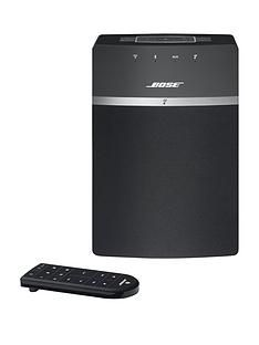 Bose SoundTouch 10 Wi-Fi Bluetooth® Music System - Black Best Price, Cheapest Prices