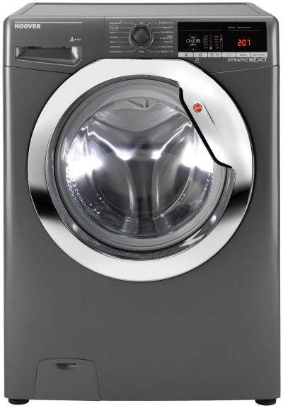 Hoover DWOA413HLC3G 13KG 1400 Spin Washing Machine -Graphite Best Price, Cheapest Prices