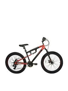 Muddyfox Dakota Dual Suspension Ladies Mountain Bike 16 inch Frame Best Price, Cheapest Prices