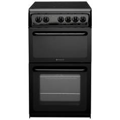 Hotpoint HD5V92KCB Electric Cooker - Black Best Price, Cheapest Prices