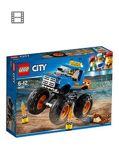 LEGO City 60180 City Monster Truck Best Price, Cheapest Prices