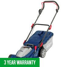 Spear & Jackson S4037CR 37cm Cordless Rotary Lawnmower - 40V Best Price, Cheapest Prices