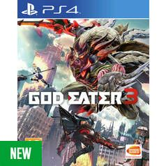 God Eater 3 PS4 Game Best Price, Cheapest Prices