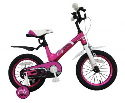 Iota City 14 inch Wheel Size Alloy Kid's Bike Best Price, Cheapest Prices