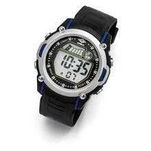 Umbro LCD Black Plastic Strap Watch Best Price, Cheapest Prices