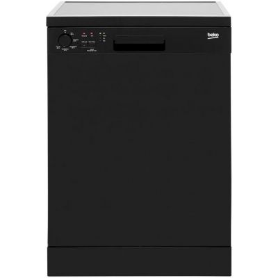 Beko DFN05R10B Standard Dishwasher - Black - A+ Rated Best Price, Cheapest Prices