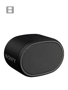 Sony SRS-XB01 Portable Bluetooth Speaker - Black Best Price, Cheapest Prices