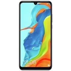 SIM Free Huawei P30 Lite 128GB Mobile Phone - Black Best Price, Cheapest Prices