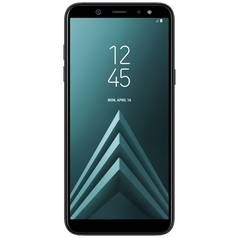 SIM Free Samsung Galaxy A6 32GB Mobile Phone - Black Best Price, Cheapest Prices