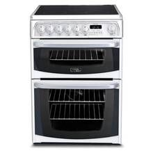 Hotpoint CH60EKWS Electric Cooker - White Best Price, Cheapest Prices