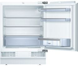 BOSCH KUR15A50GB Integrated Undercounter Fridge Best Price, Cheapest Prices