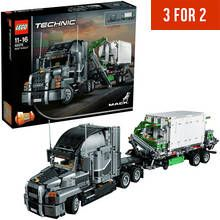 LEGO Technic Mack Anthem Toy Truck Replica - 42078 Best Price, Cheapest Prices