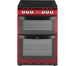 NEW WORLD 551ETC Electric Cooker - Metallic Red Best Price, Cheapest Prices