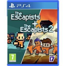 The Escapists 1 and 2 Double Pack PS4 Best Price, Cheapest Prices