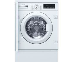 NEFF W544BX0GB Integrated 8 kg 1400 Spin Washing Machine Best Price, Cheapest Prices