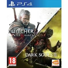The Witcher 3 & Dark Souls 3 Compilation PS4 Game Best Price, Cheapest Prices