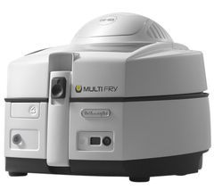 DELONGHI Multifry FH1130 Fryer - White & Grey Best Price, Cheapest Prices