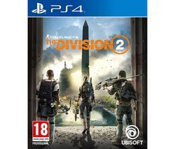 PS4 Tom Clancy's The Division 2 Best Price, Cheapest Prices