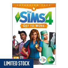 The Sims 4 - Get To Work Expansion Pack PC Best Price, Cheapest Prices
