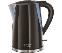 RUSSELL HOBBS Mode Illuminated 21400 Jug Kettle - Black Best Price, Cheapest Prices