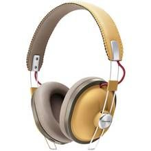 Panasonic RP-HTX80BE Wireless Over-Ear Headphones - Tan Best Price, Cheapest Prices