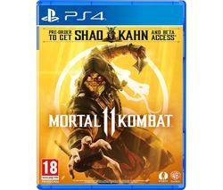 PS4 Mortal Kombat 11 Best Price, Cheapest Prices