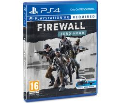 PS4 Firewall Zero Hour VR Best Price, Cheapest Prices