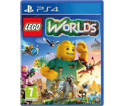 PS4 LEGO Worlds Best Price, Cheapest Prices